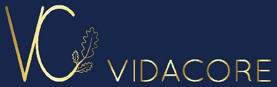 Vidacore - Logo sign