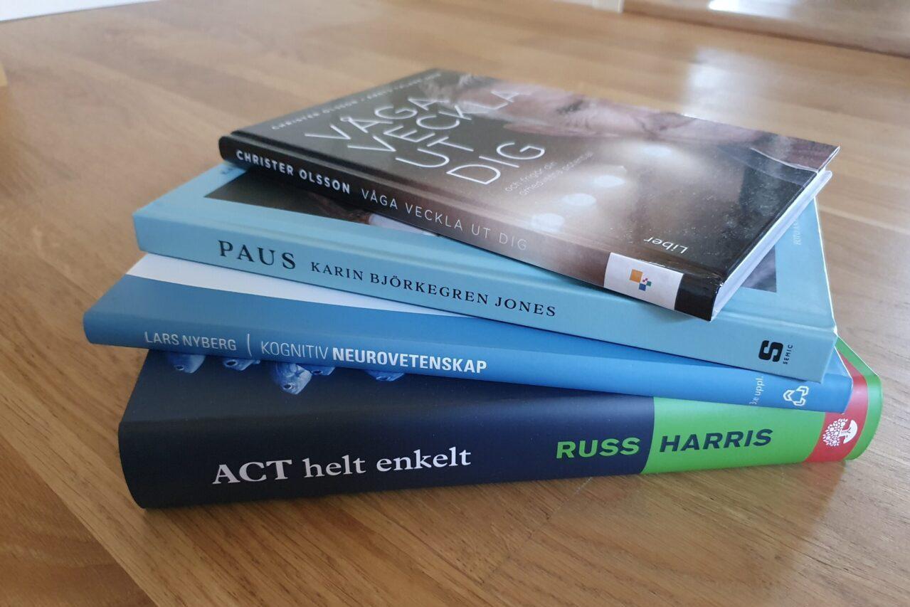 Vidacore böcker